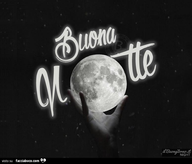 Спокойной ночи открытка на итальянском, открытка