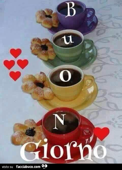 Buon sabato un sorriso per tutti gabitos for Buongiorno o buon giorno immagini